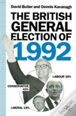 British General Election Of 1992