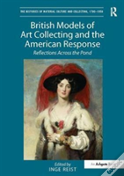 Wook.pt - British Models Of Art Collecting And The American Response