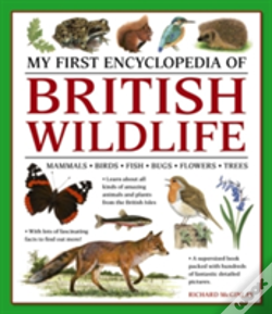 Wook.pt - British Wildlife My First Encylopedia Of