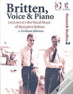 Britten, Voice And Piano