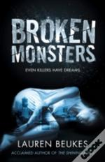 Broken Monsters Hb