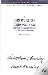 Browning Chronology