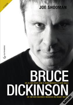 Wook.pt - Bruce Dickinson