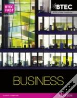 Btec Firsts Business Student Book