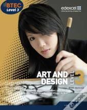 Btec Level 3 National Art And Design Student Book