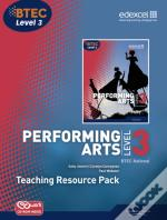 Btec Level 3 National Performing Arts Trp Plus Cd-Rom