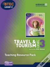 Btec Level 3 National Travel And Tourism Teaching Resource Pack