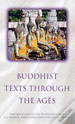 BUDDHIST TEXTS THROUGH THE AGES