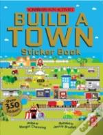 Build A Town Sticker Book