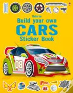 Wook.pt - Build Your Own Car Sticker Book