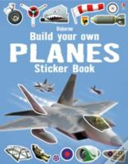 Wook.pt - Build Your Own Planes Sticker Book