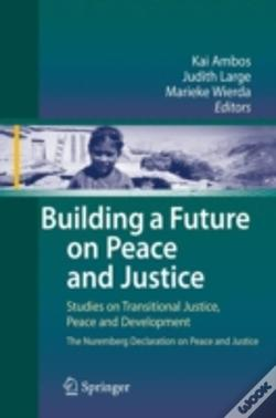 Wook.pt - Building A Future On Peace And Justice