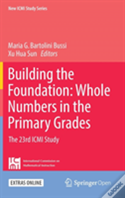 Wook.pt - Building The Foundation: Whole Numbers In The Primary Grades