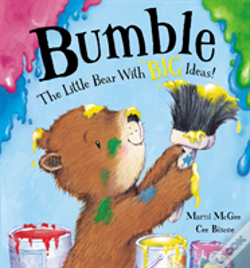 Wook.pt - Bumble - The Little Bear With Big Ideas!