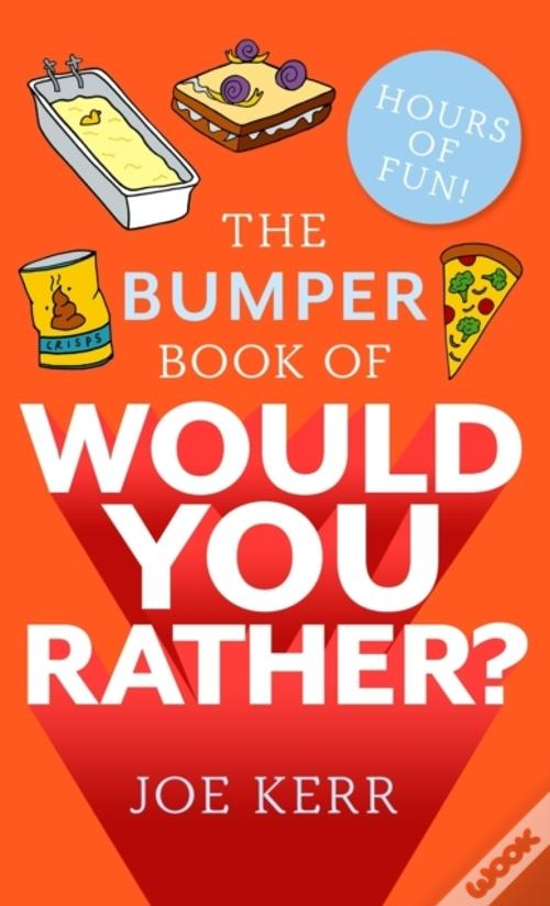 Bumper Book Of Would You Rather? Baixe O PDF Agora