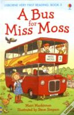 Wook.pt - Bus For Miss Moss