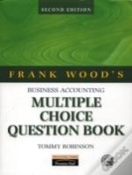 Business Accountingmultiple Choice Question Book