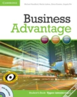 Wook.pt - Business Advantage Upper-Intermediate Student'S Book With Dvd