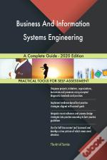 Business And Information Systems Engineering A Complete Guide - 2020 Edition