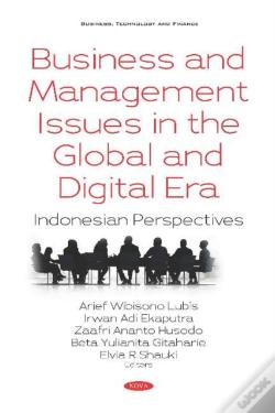 Wook.pt - Business And Management Issues In The Global And Digital Era: Indonesian Perspectives