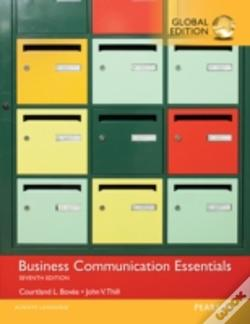 Business communication essentials global edition john v thill business communication essentials global edition fandeluxe Gallery