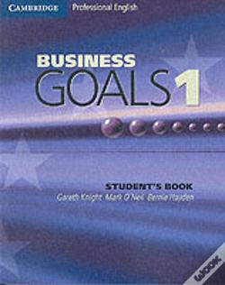 Wook.pt - Business Goals 1 Student'S Book