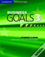 Business Goals 3 Student'S Book