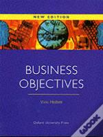 Business Objectivesstudent'S Book