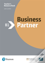 Business Partner B1 Teacher'S Book And Myenglishlab Pack
