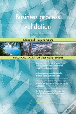 Wook.pt - Business Process Validation Standard Requirements