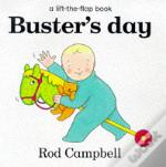 Buster'S Daylift-The-Flap Book