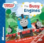 Busy Engines Lift-The-Flap Book
