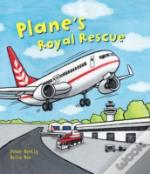 Busy Wheels: Plane'S Royal Rescue