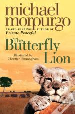 Butterfly Lion