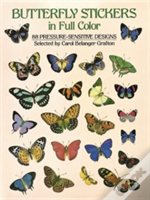 Butterfly Stickers In Full Colour