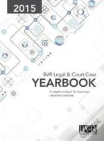 Bvr Legal & Court Case Yearbook 2015