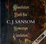 C J Sansom Cd Box Set'Dissolution' , 'Dark Fire' , 'Sovereign' , 'Revelation'