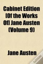 Cabinet Edition (Of The Works Of) Jane A