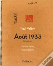 Cahier Aout 1933