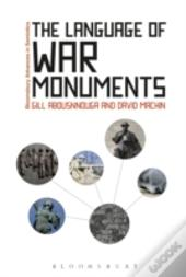 Cais The Language Of War Monuments