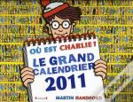 Calendrier Charlie 2011