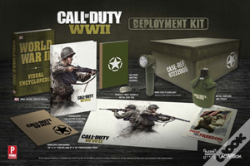 Wook.pt - Call Of Duty Wwii Uber Boxed Set
