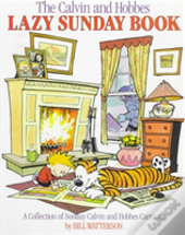 Calvin And Hobbes' Lazy Sunday Book