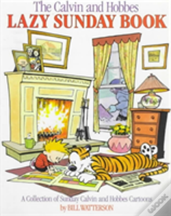 Wook.pt - Calvin And Hobbes' Lazy Sunday Book