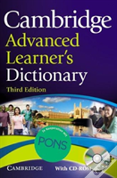 Cambridge Advanced Learner'S Dictionary Hardback With Cd-Rom For Windows And Mac Klett Edition