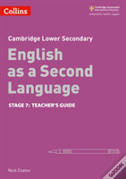 Wook.pt - Cambridge Checkpoint English As A Second Language Teacher Guide Stage 7