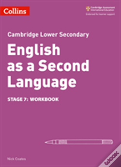 Wook.pt - Cambridge Checkpoint English As A Second Language Workbook Stage 7