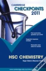 Cambridge Checkpoints Hsc Chemistry 2011
