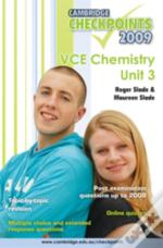 Cambridge Checkpoints Vce Chemistry Unit 3 2009