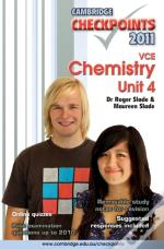 Cambridge Checkpoints Vce Chemistry Unit 4 2011
